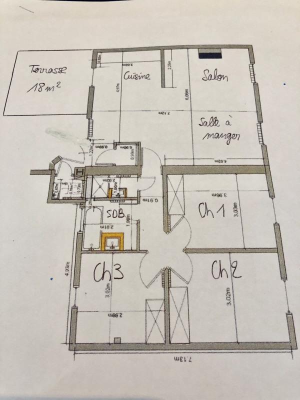 Sale apartment Levallois-perret 925000€ - Picture 3