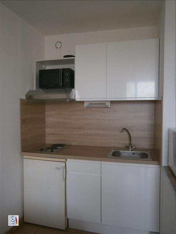 Verhuren  appartement Canet en roussillon 410€ CC - Foto 3