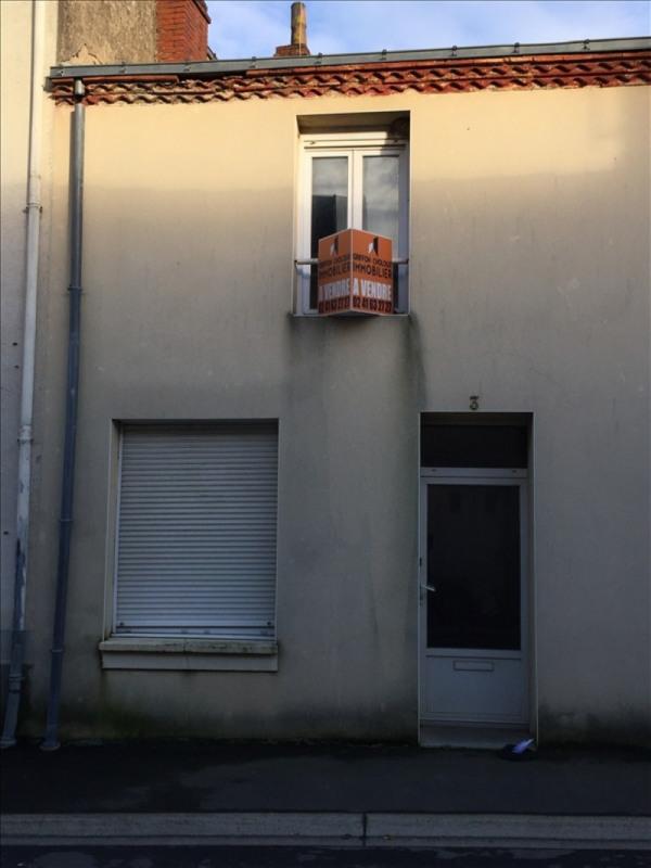 Vente maison / villa St quentin en mauges 65300€ - Photo 1