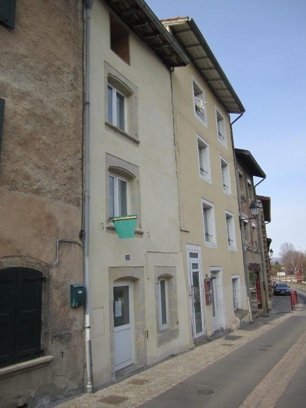 Sale house / villa Vals pres le puy 78800€ - Picture 1