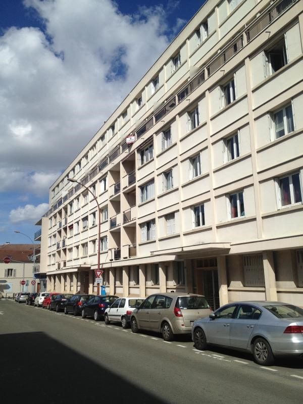 Location appartement Poissy 650€ CC - Photo 1