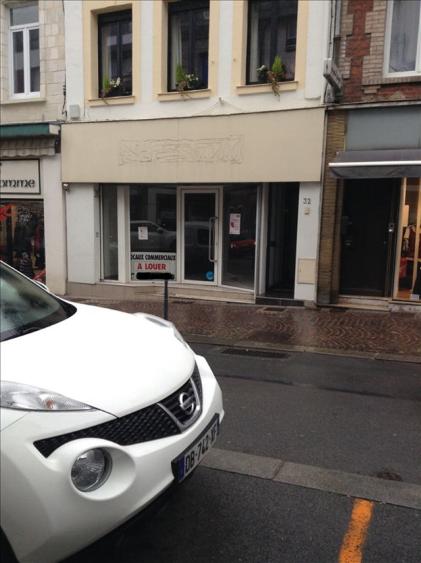 Location local commercial St quentin 1 000€ HT/HC - Photo 5
