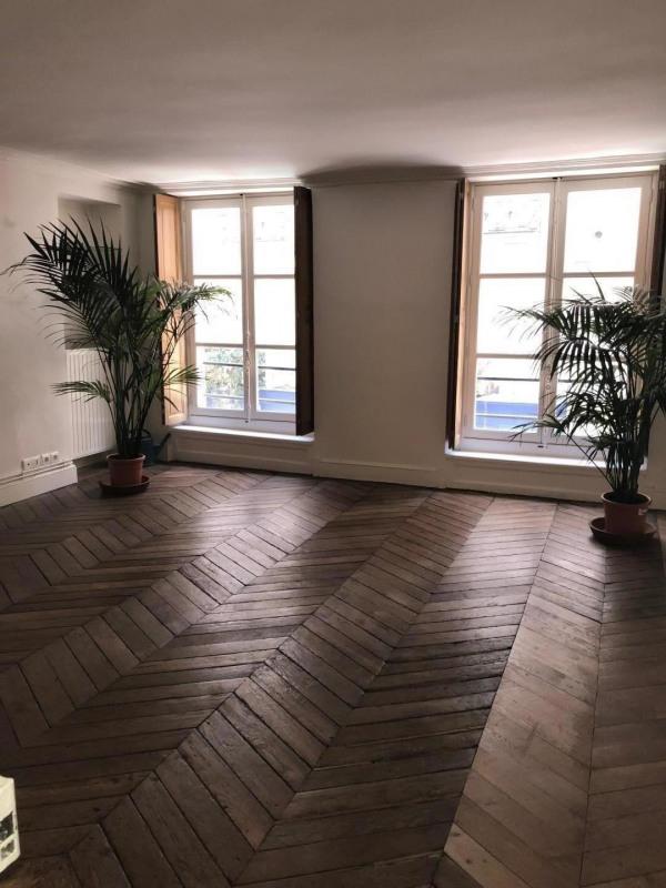 Rental apartment Paris 2ème 2420€ CC - Picture 1