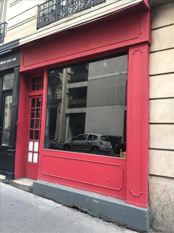 Vente boutique Paris 18ème 185000€ - Photo 9