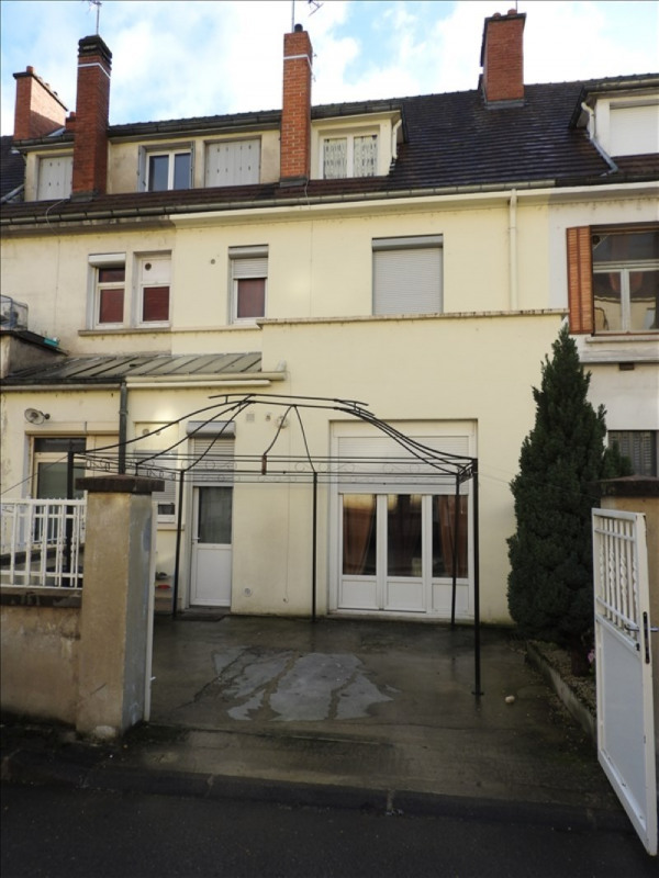 Vente maison / villa Chatillon sur seine 81500€ - Photo 1