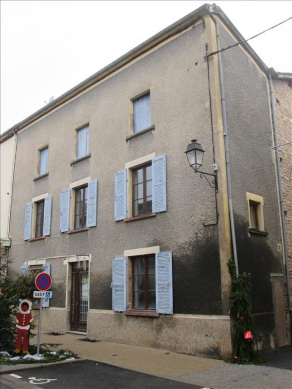 Vente maison / villa Lugny 39000€ - Photo 1