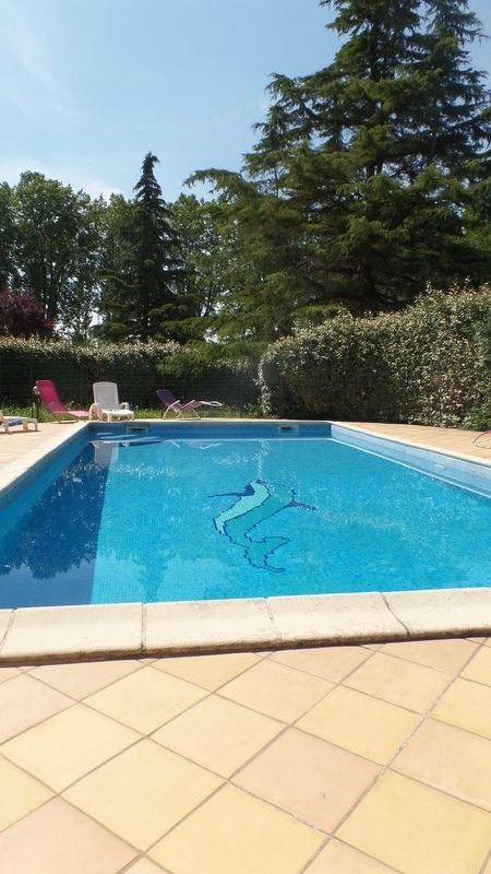 Vente maison / villa Lamotte-du-rhône 375000€ - Photo 12