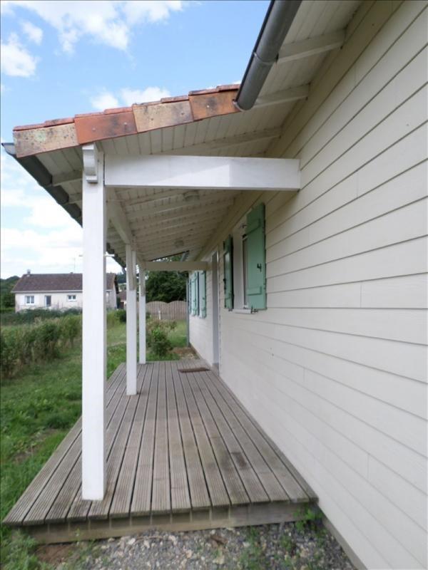 Vente maison / villa Civaux 146000€ - Photo 5