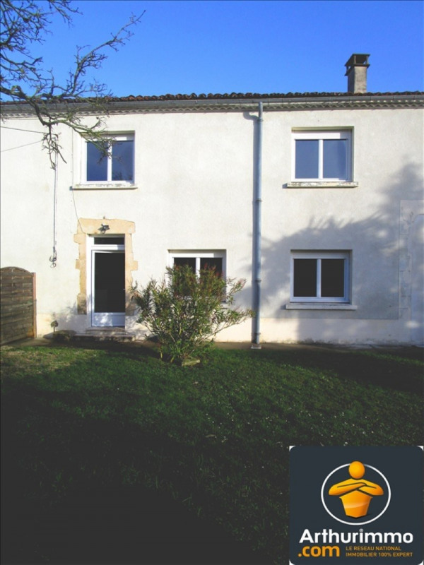 Rental house / villa St pierre de juillers 520€ CC - Picture 1