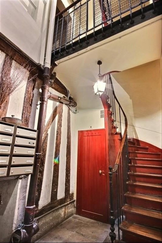 Revenda apartamento Paris 4ème 593000€ - Fotografia 8