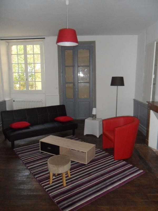 Rental apartment Poitiers 459€ CC - Picture 1