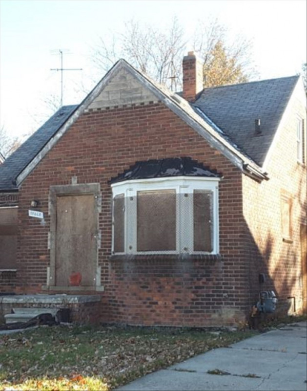 Vente maison / villa Detroit 55 000€ - Photo 1