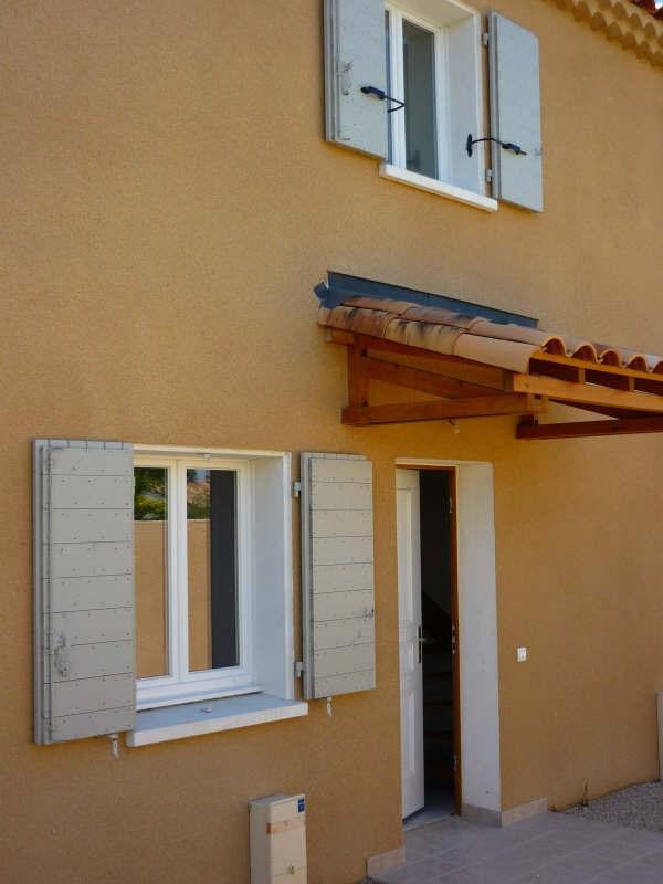 Location maison / villa Le thor 750€ CC - Photo 2
