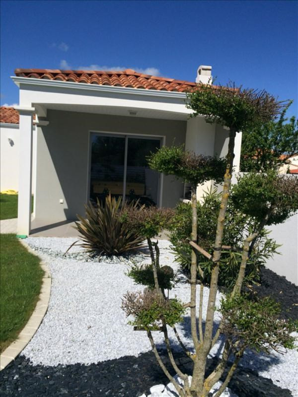 Deluxe sale house / villa St vincent sur jard 555000€ - Picture 6