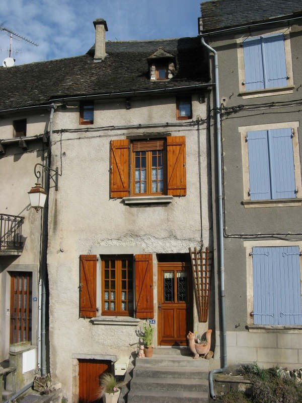 Vente maison / villa Najac 149000€ - Photo 2
