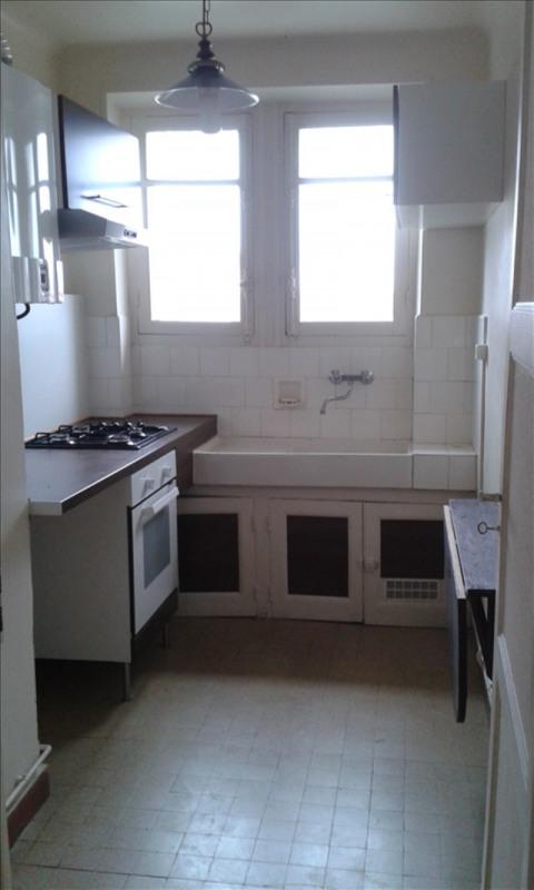 Rental apartment Auxerre 455€ CC - Picture 1