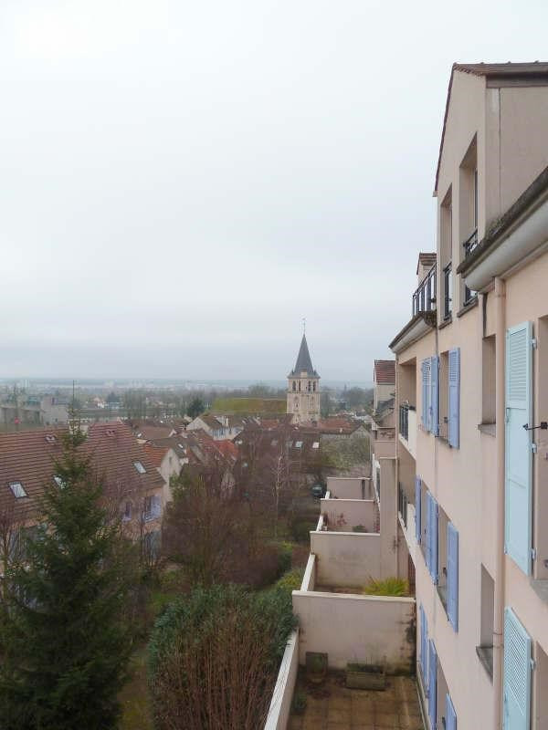 Rental apartment Andresy 977€ CC - Picture 1