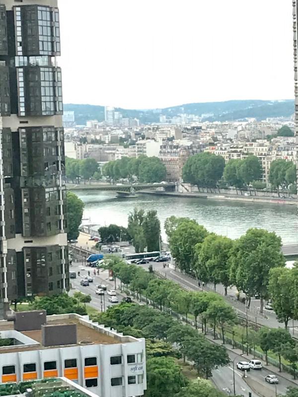 Vente appartement Paris 15ème 575000€ - Photo 2