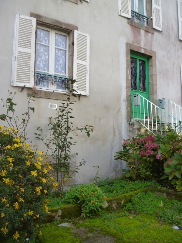 Sale apartment Douarnenez 79000€ - Picture 1