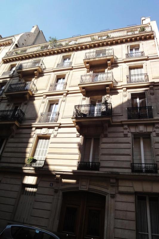 Rental apartment Paris 16ème 2657€ CC - Picture 2