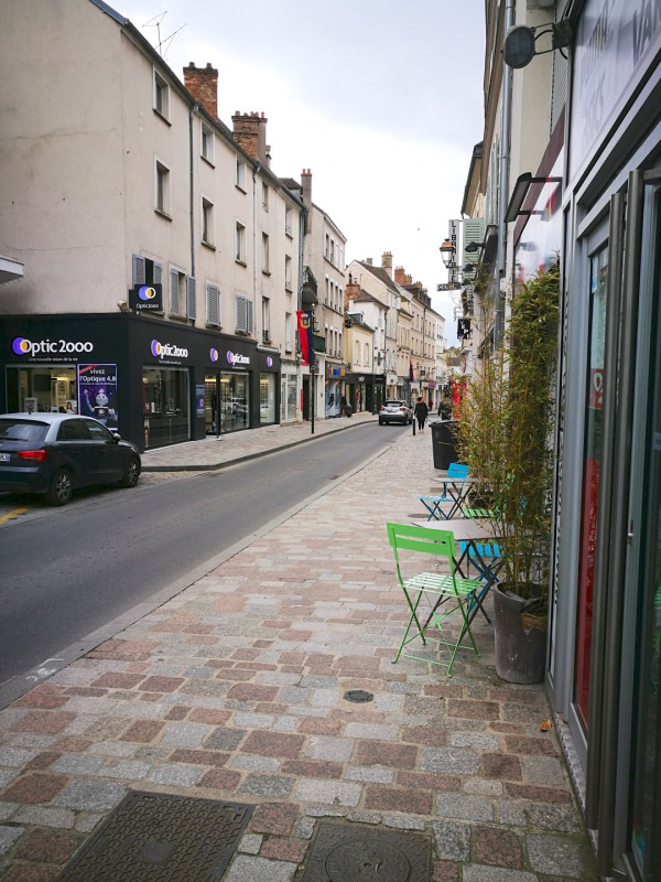 Location local commercial Melun 1 400€ HT/HC - Photo 1