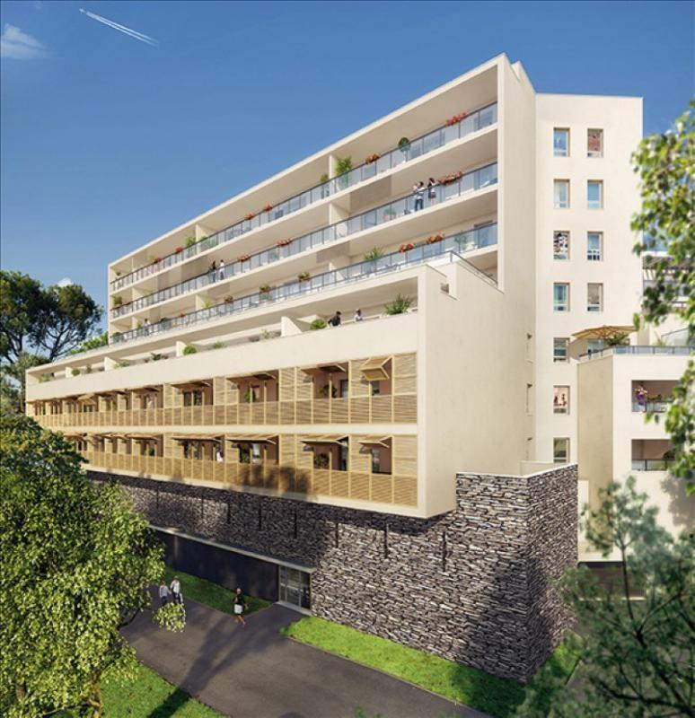 Vente appartement Marseille 11ème 278700€ - Photo 2