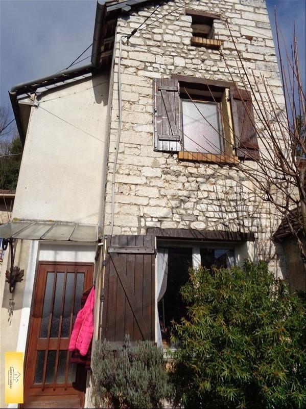 Vente maison / villa Bennecourt 177000€ - Photo 1