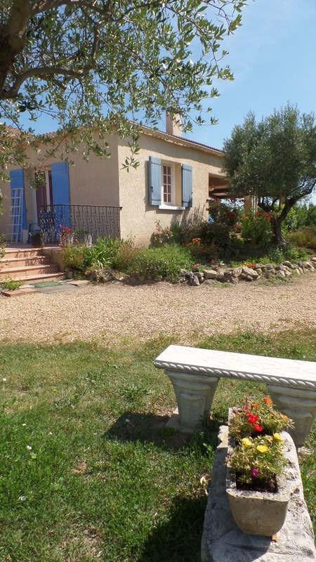 Vente maison / villa Lamotte-du-rhône 375000€ - Photo 7