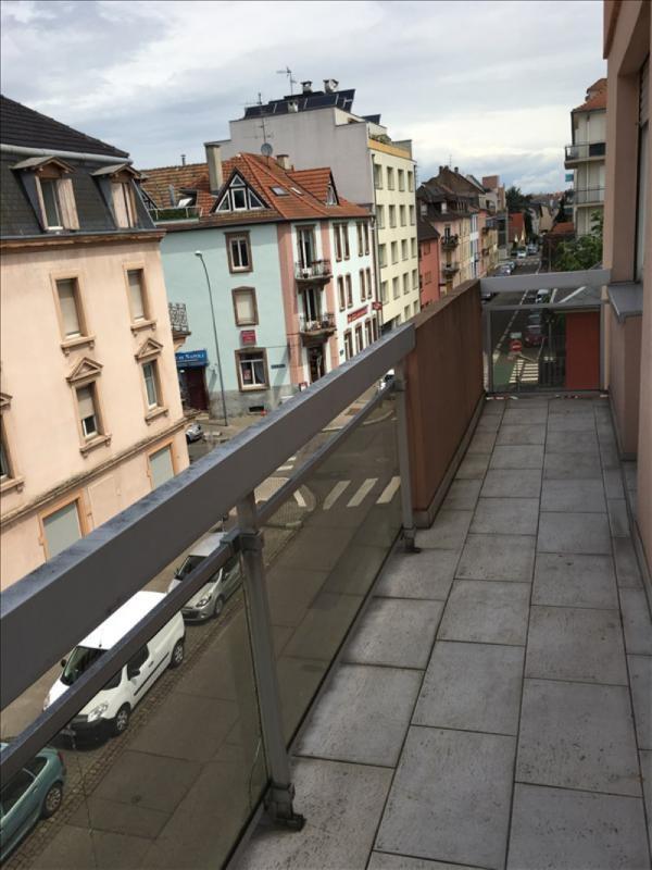 Vermietung wohnung Strasbourg 610€ CC - Fotografie 9