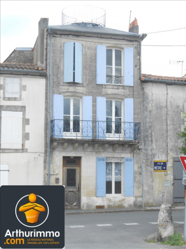 Sale house / villa Aulnay 126200€ - Picture 1