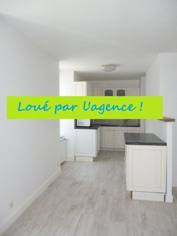 Rental apartment Douarnenez 565€ CC - Picture 1