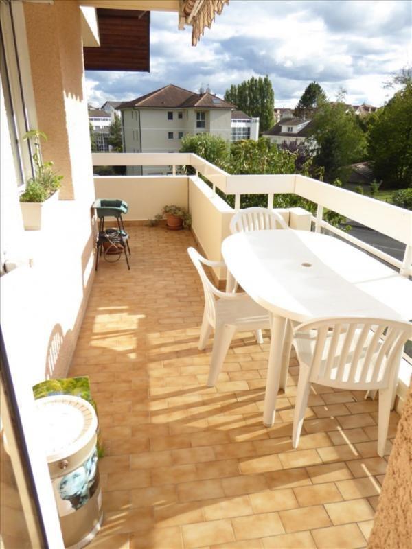 Vente appartement Divonne les bains 438000€ - Photo 3