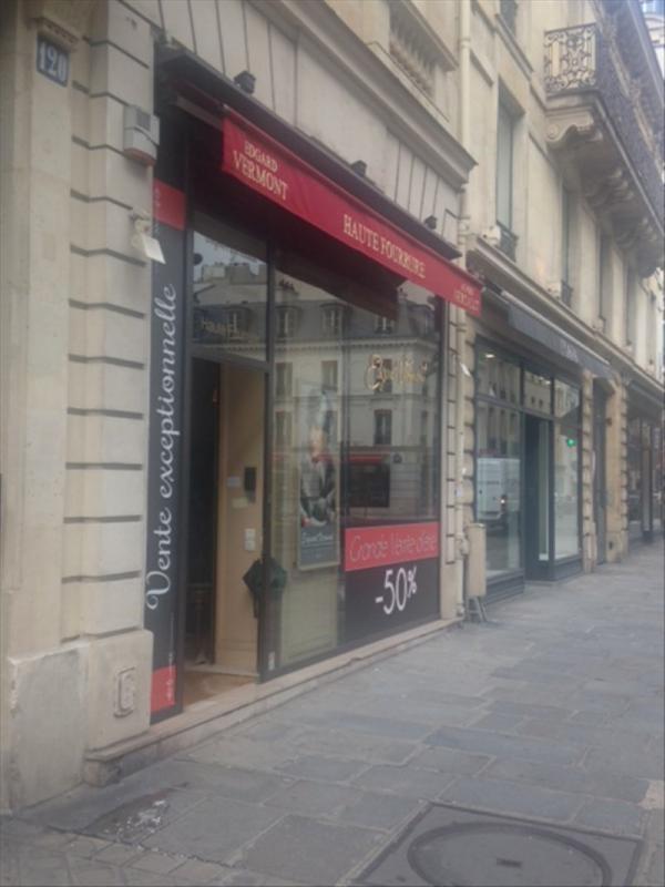 Vente boutique Paris 8ème 392000€ - Photo 2