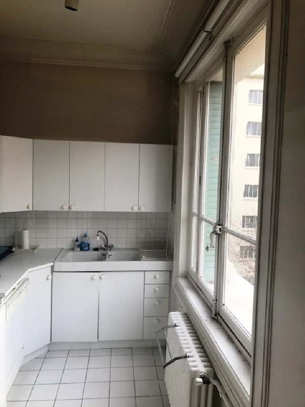 Vente appartement Lyon 6ème 345000€ - Photo 2