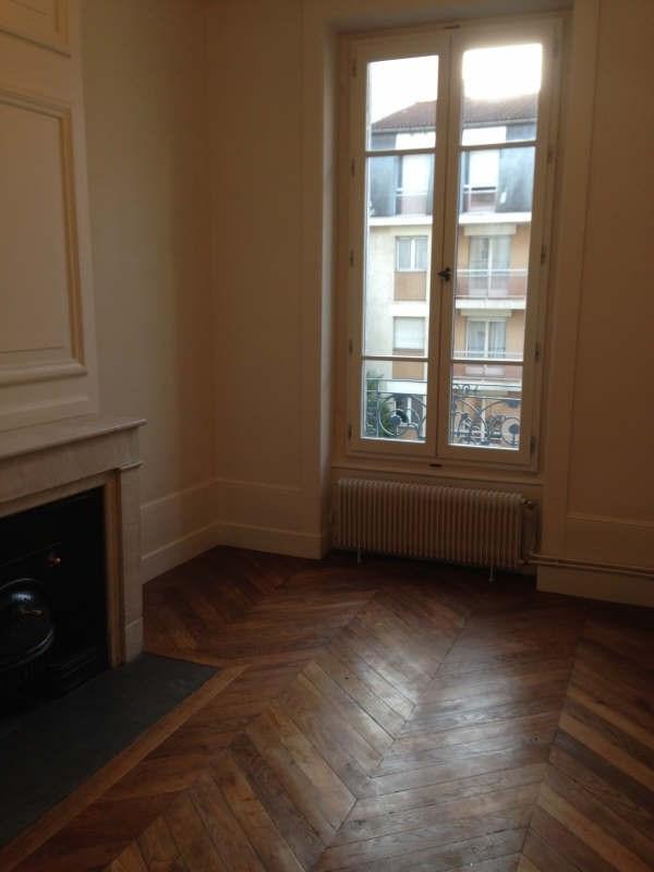 Rental apartment Lyon 6ème 858€ CC - Picture 1