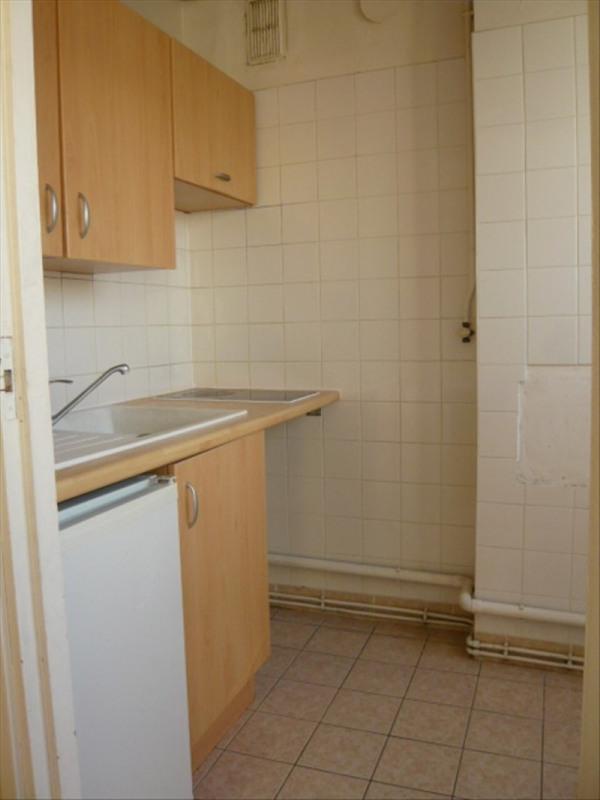 Rental apartment Paris 16ème 980€ CC - Picture 4