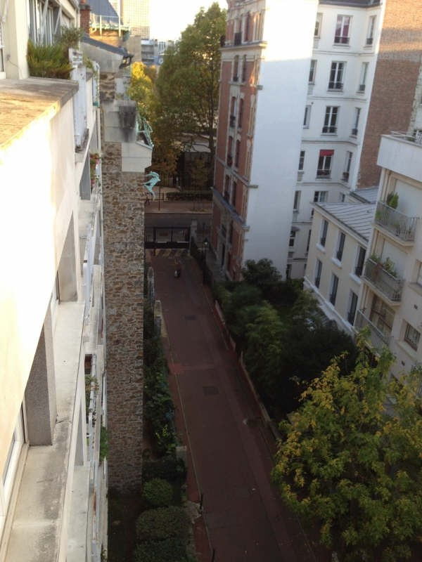 Vente de prestige appartement Paris 16ème 1100000€ - Photo 3
