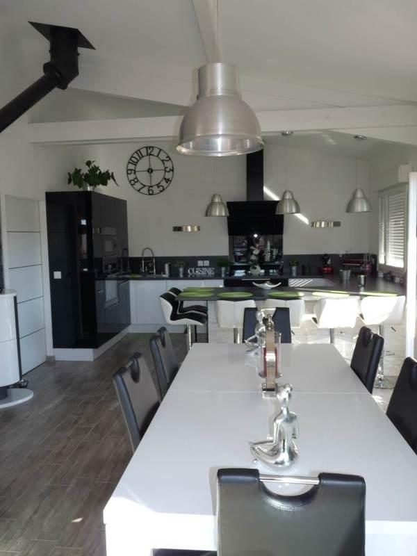 Venta  apartamento La roche-sur-foron 467000€ - Fotografía 5