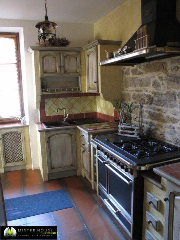 Verkoop  huis Bruniquel 318000€ - Foto 7