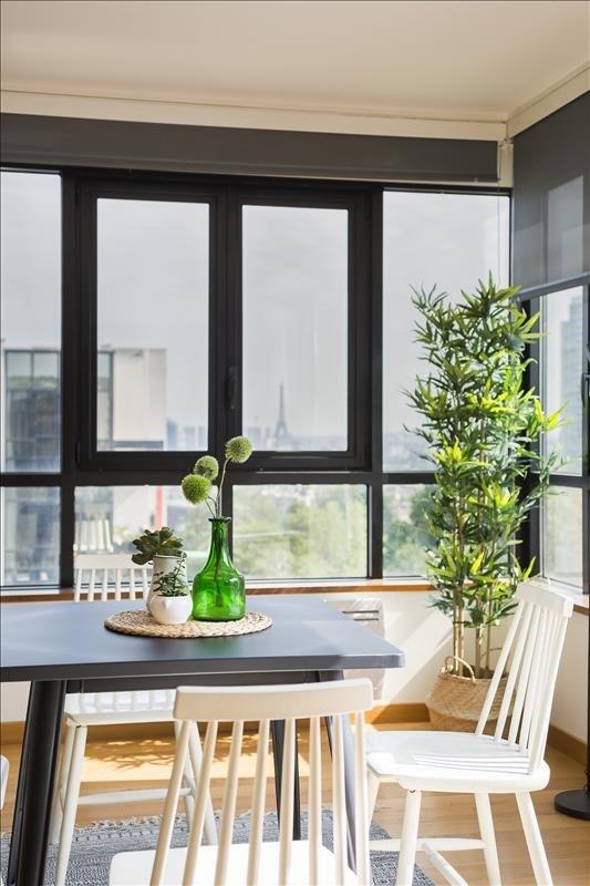 Vente appartement Issy les moulineaux 530000€ - Photo 9