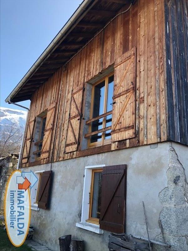 Vente maison / villa Mont saxonnex 249000€ - Photo 2