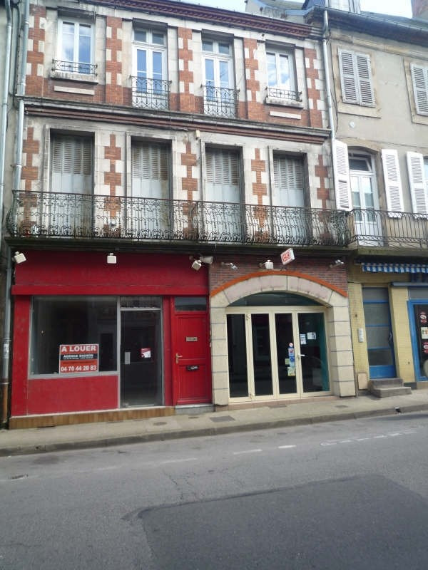 Rental apartment Moulins 404€ CC - Picture 1