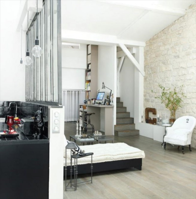 Deluxe sale loft/workshop/open plan Paris 12ème 1 040 000€ - Picture 6
