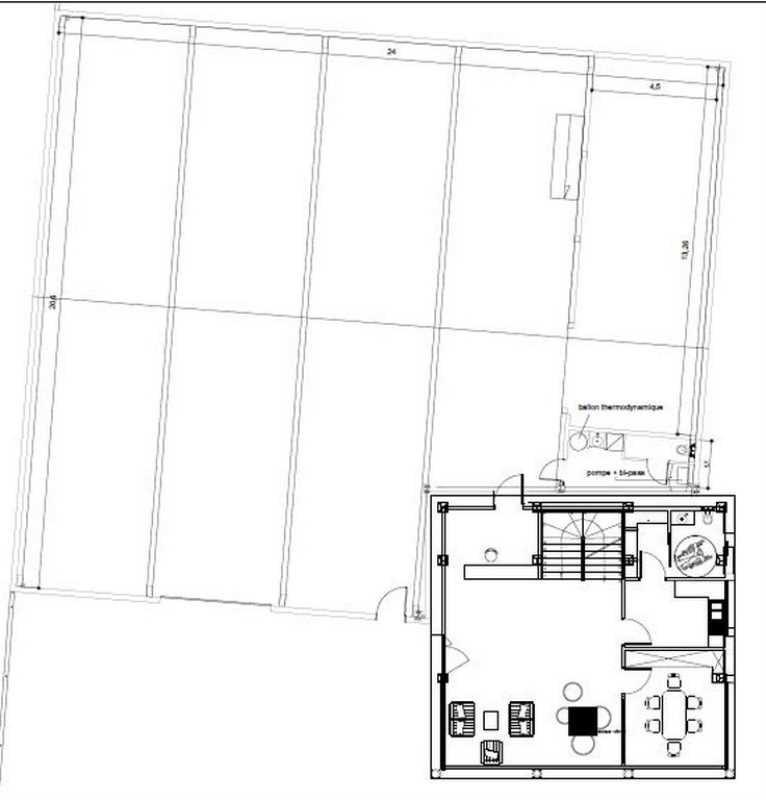 Vente Local d'activités / Entrepôt Saint-Germain-de-la-Grange 0