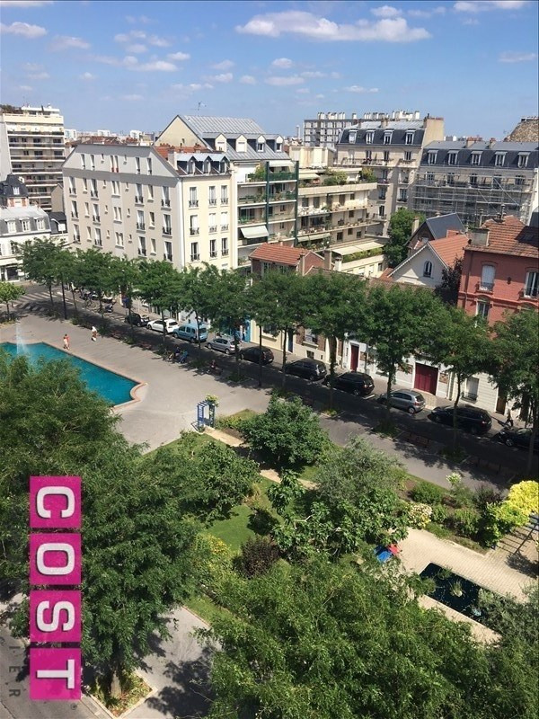 Location appartement Bois colombes 650€ CC - Photo 1