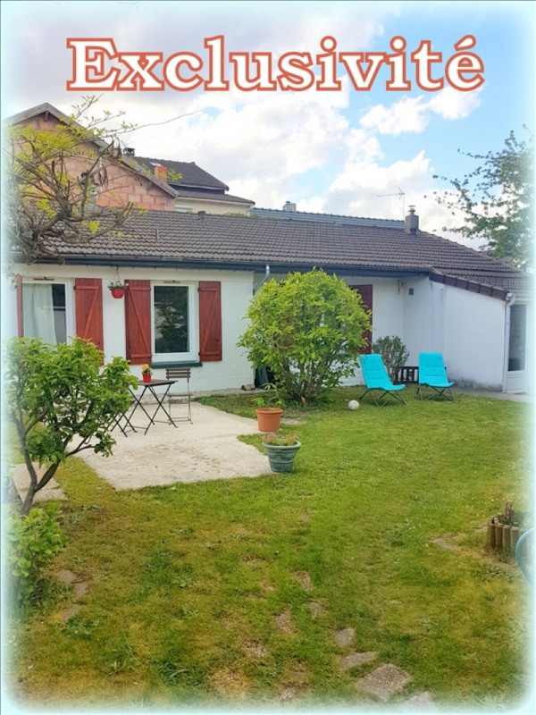 Vente maison / villa Les pavillons sous bois 232000€ - Photo 1