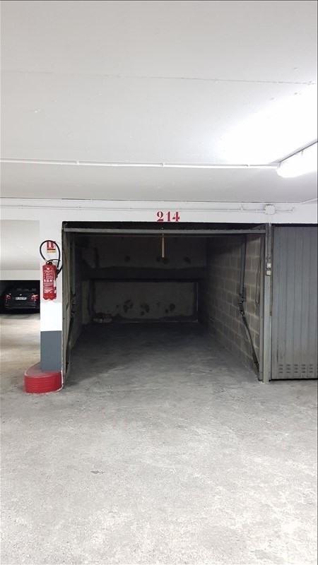 Location parking Paris 16ème 200€ CC - Photo 2