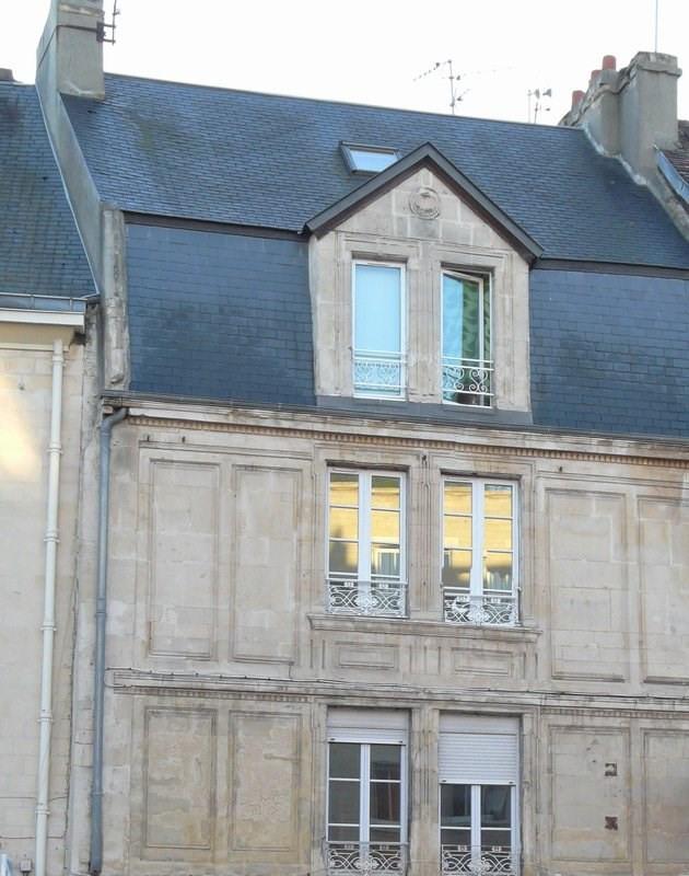Sale apartment Caen 69000€ - Picture 1
