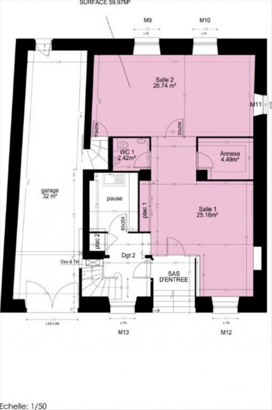 Sale office Josselin 158000€ - Picture 10