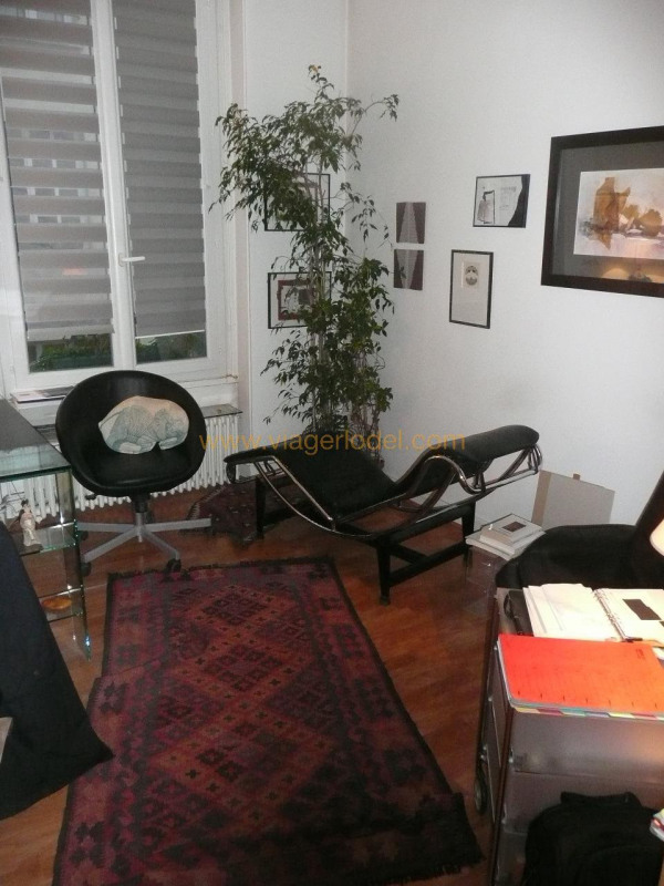 Life annuity apartment Paris 12ème 175 000€ - Picture 1